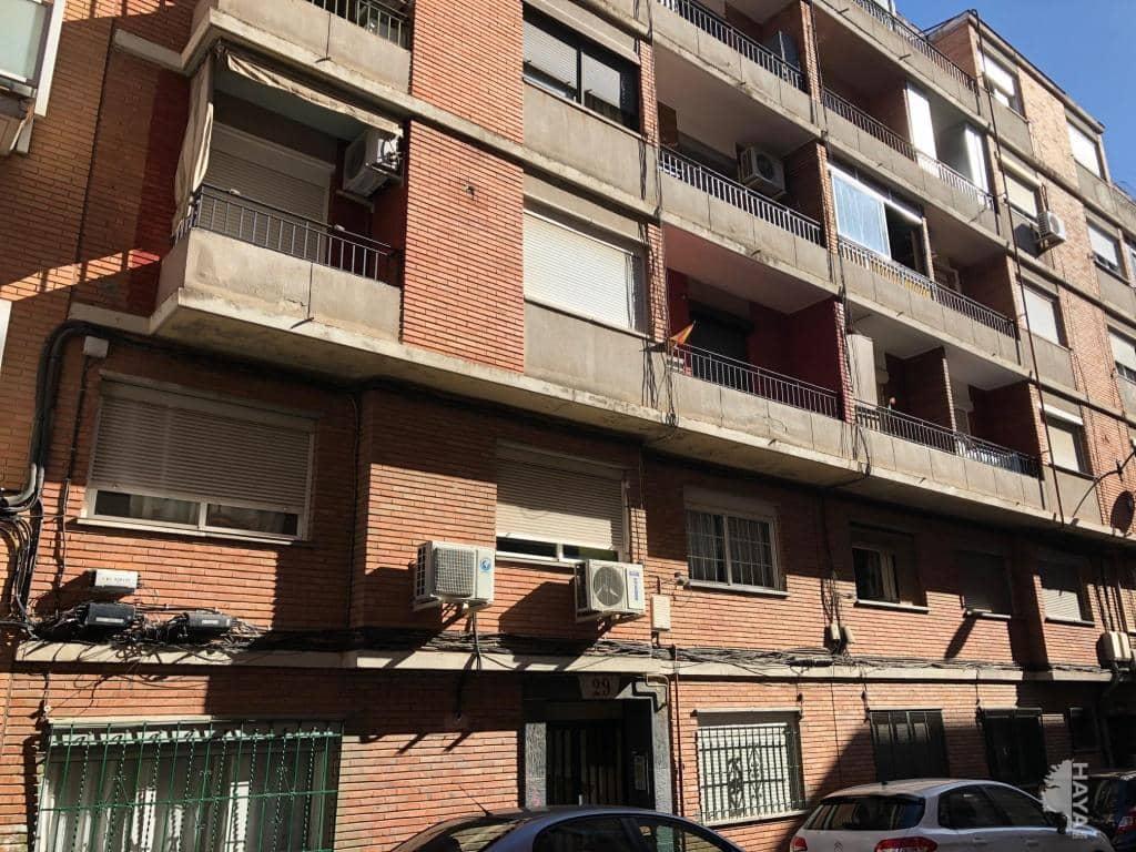 Piso en venta en Zaragoza, Zaragoza, Calle Gimeno Vizarra, 48.500 €, 3 habitaciones, 1 baño, 73 m2