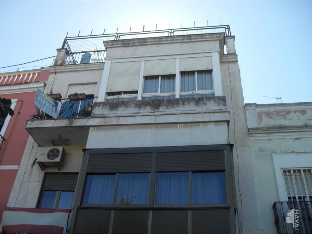 Piso en venta en Badajoz, Badajoz, Plaza Cervantes, 125.300 €, 3 habitaciones, 2 baños, 123 m2