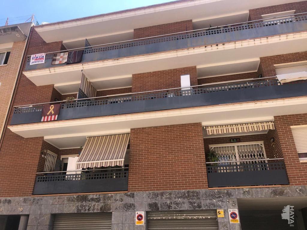 Piso en venta en Torredembarra, Tarragona, Camino Pobla de Montornes (de La), 127.500 €, 3 habitaciones, 1 baño, 100 m2