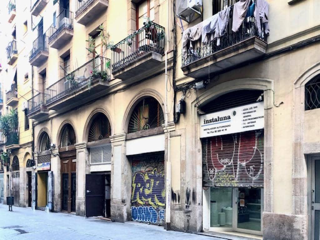 Local en venta en Barcelona, Barcelona, Calle Lluna, 118.600 €, 61 m2