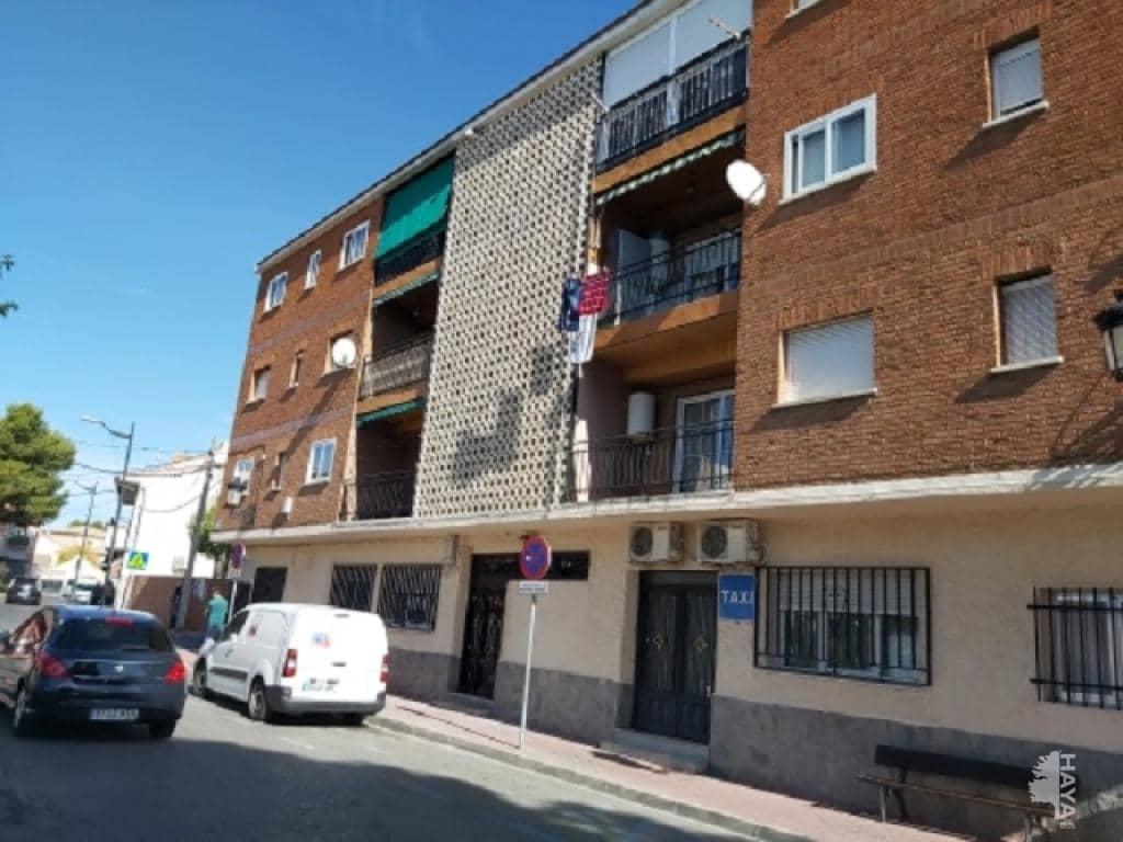 Piso en venta en Pradillos, Yeles, Toledo, Plaza España, 37.200 €, 3 habitaciones, 1 baño, 75 m2
