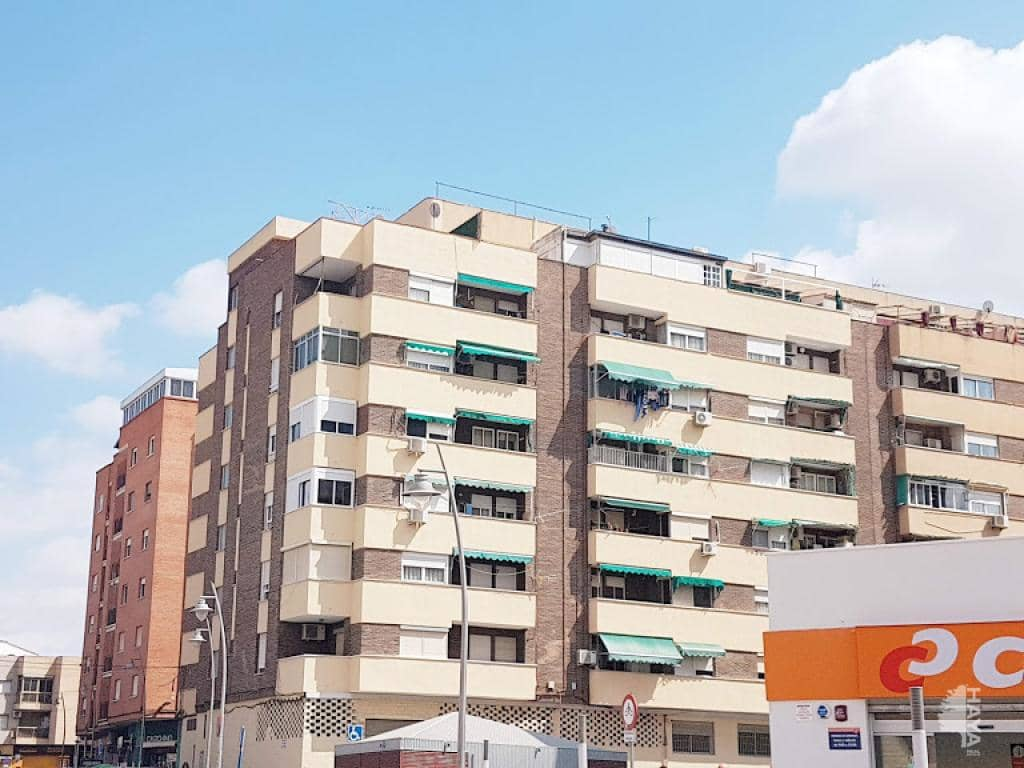 Piso en venta en Molina de Segura, Murcia, Calle Tres de Abril, 51.500 €, 3 habitaciones, 1 baño, 91 m2