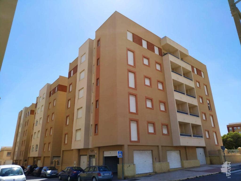 Piso en venta en Vícar, Almería, Calle Canjayar, 59.000 €, 1 habitación, 1 baño, 72 m2