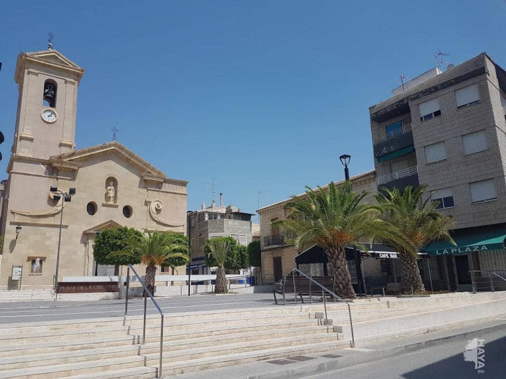 Piso en venta en Lorquí, Murcia, Calle Virgen del Rosario, 29.300 €, 2 habitaciones, 1 baño, 75 m2