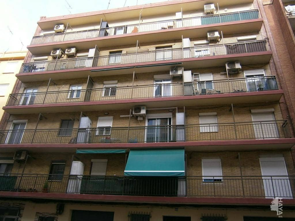 Piso en venta en Valencia, Valencia, Calle Grabador Jordan, 52.900 €, 3 habitaciones, 1 baño, 81 m2