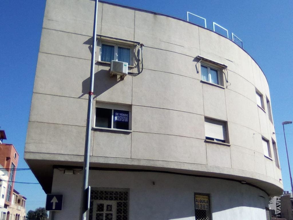 Piso en venta en Murcia, Murcia, Calle San Jose, 62.200 €, 3 habitaciones, 1 baño, 106 m2