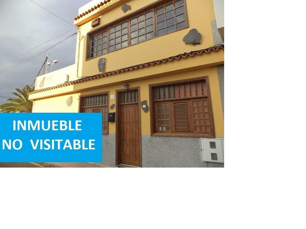 Piso en venta en Ingenio, Las Palmas, Calle Clavel (el), 59.100 €, 1 habitación, 1 baño, 98 m2