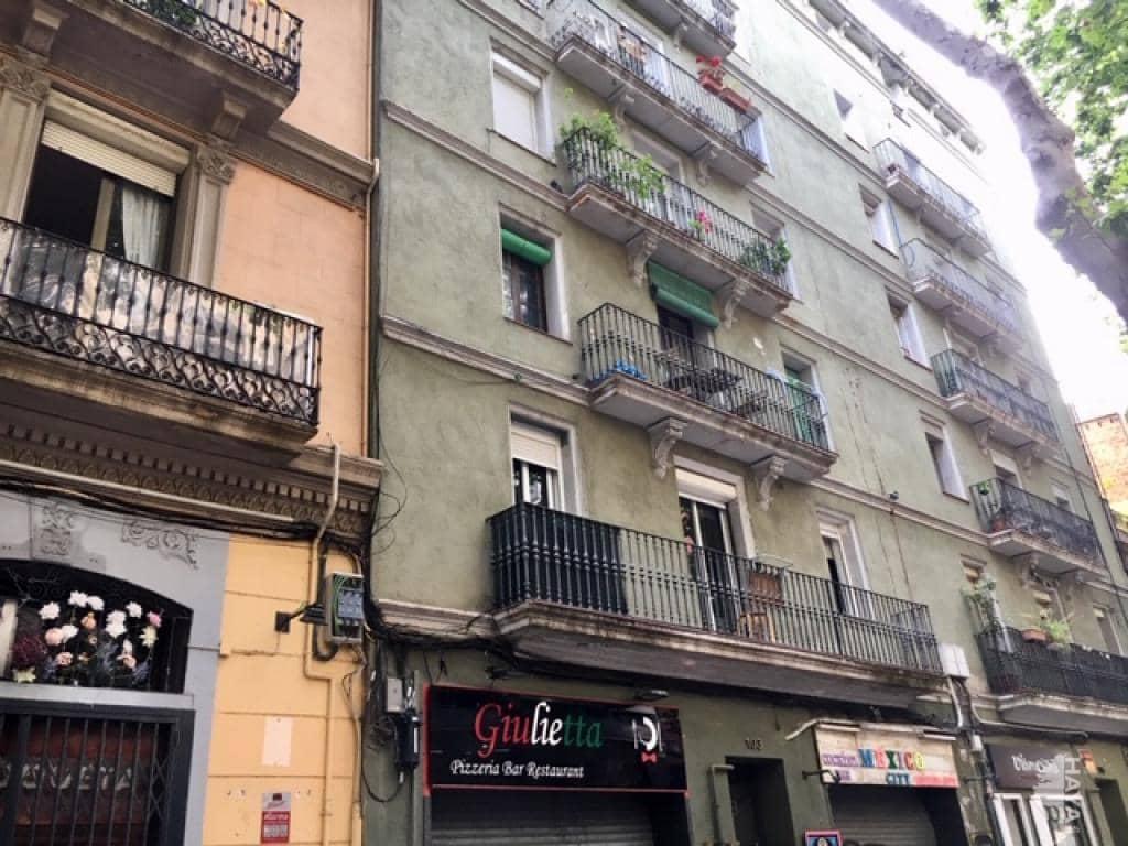 Piso en venta en Sant Martí, Barcelona, Barcelona, Calle Rambla Poblenou, 204.600 €, 1 habitación, 1 baño, 37 m2