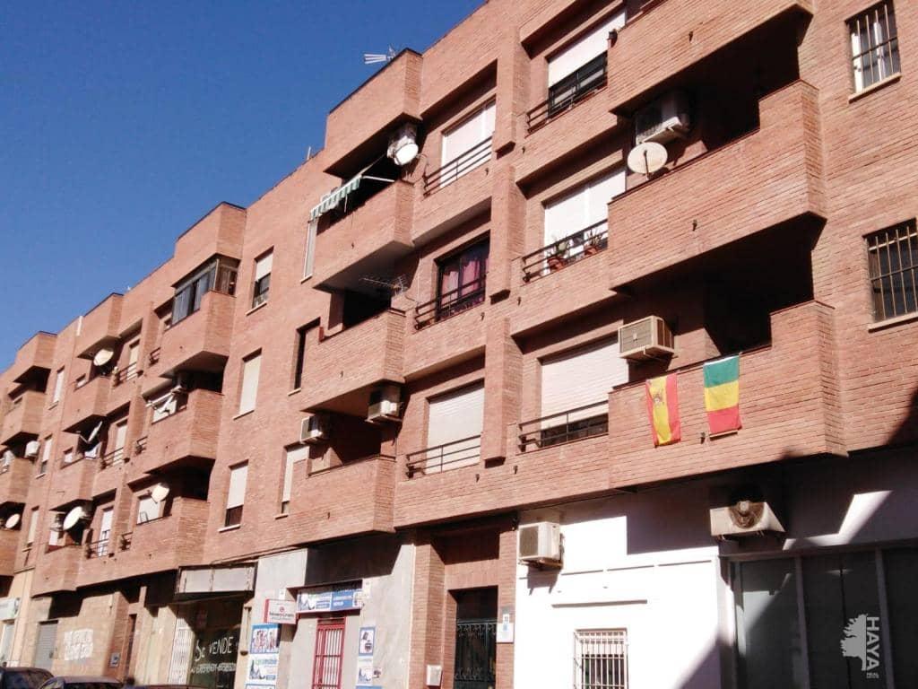 Piso en venta en Sidi Fredj, El Ejido, Almería, Calle Soria, 65.500 €, 4 habitaciones, 2 baños, 90 m2