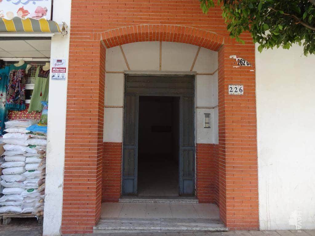 Piso en venta en Atochares, Níjar, Almería, Avenida Constitucion, 52.000 €, 2 habitaciones, 1 baño, 72 m2