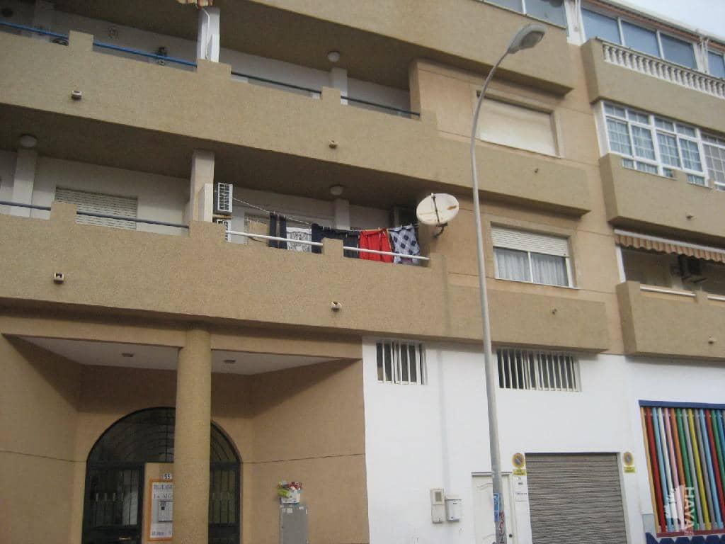 Piso en venta en Los Depósitos, Roquetas de Mar, Almería, Calle Angel Nieto, 80.400 €, 3 habitaciones, 1 baño, 98 m2