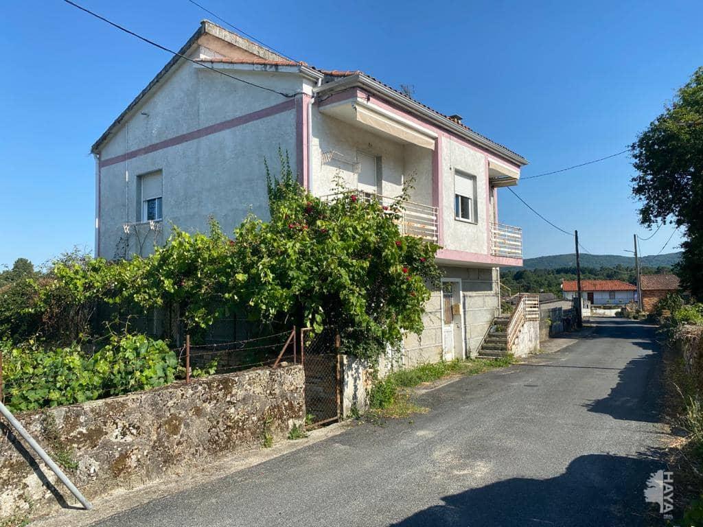 Casa en venta en Reboredo, San Cibrao Das Viñas, Ourense, Calle Portela, 94.600 €, 3 habitaciones, 1 baño, 240 m2