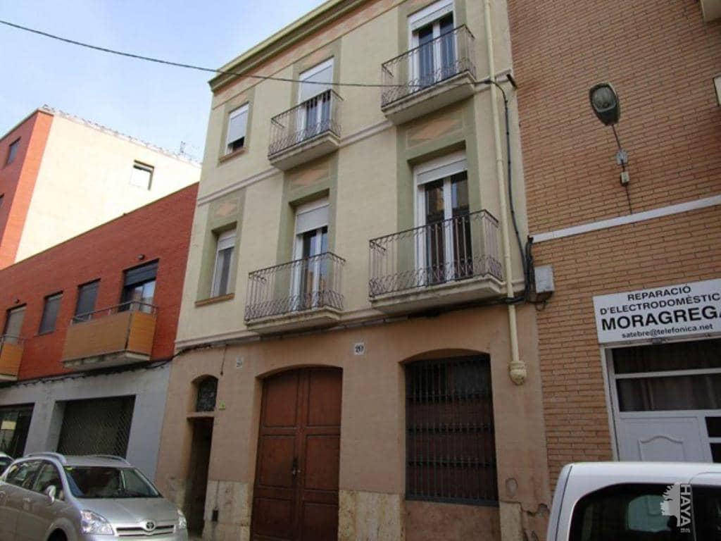 Piso en venta en Bítem, Tortosa, Tarragona, Calle Comerç (del), 47.900 €, 2 habitaciones, 1 baño, 70 m2