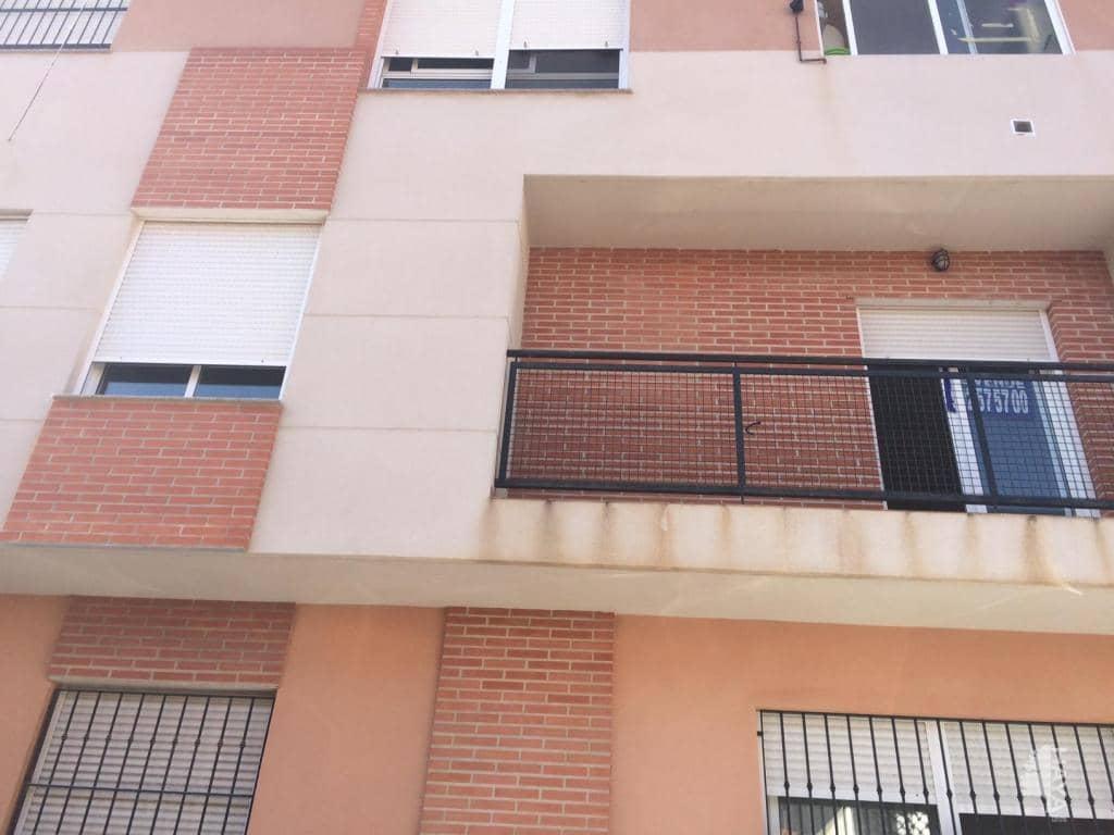Piso en venta en Pozo Aledo, San Javier, Murcia, Calle Norte, 88.900 €, 3 habitaciones, 2 baños, 105 m2