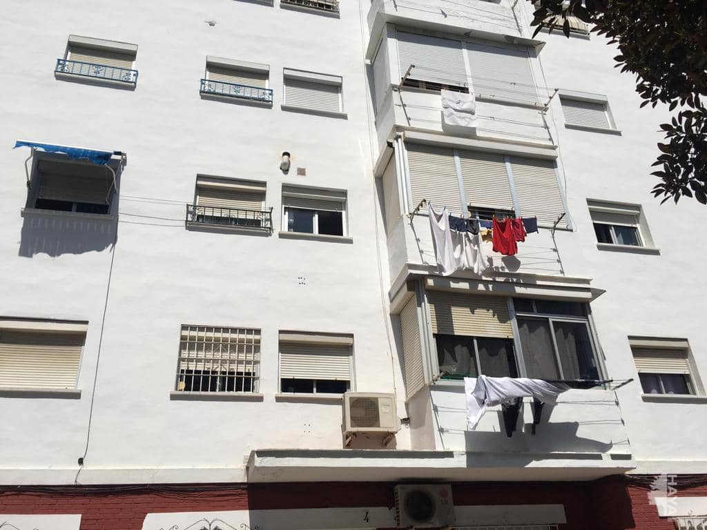 Piso en venta en Torremolinos, Málaga, Plaza Rio Aguasvivas, 63.900 €, 3 habitaciones, 1 baño, 47 m2