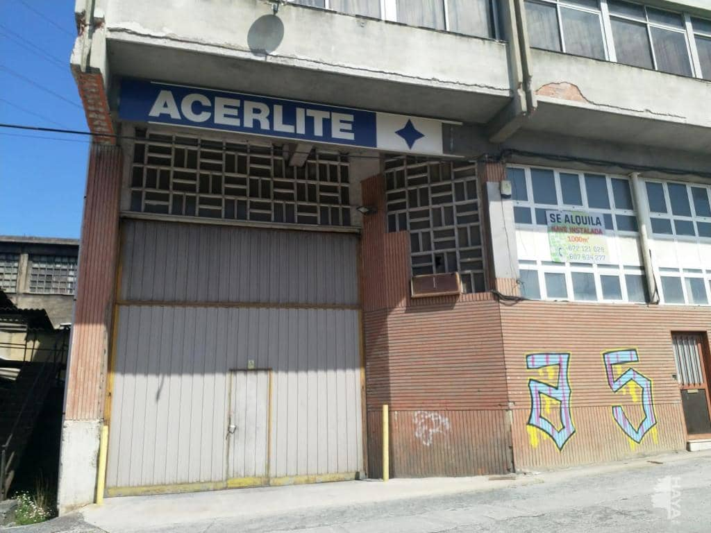 Industrial en venta en Berriz, Vizcaya, Calle Eitua Industrialdea, 275.000 €, 1375 m2