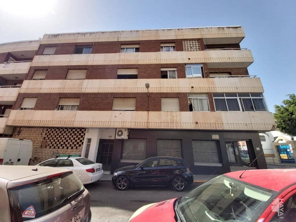 Piso en venta en Pampanico, El Ejido, Almería, Calle Segovia, 61.100 €, 1 baño, 73 m2