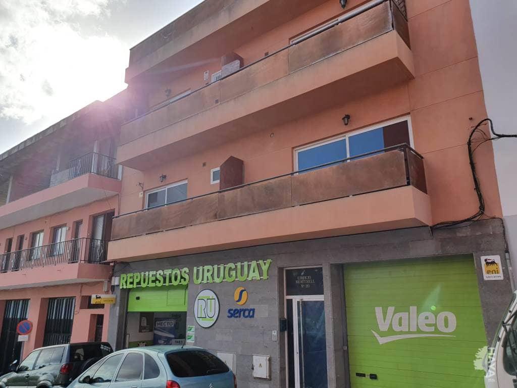 Piso en venta en La Vera, Santa Úrsula, Santa Cruz de Tenerife, Calle Leoncio Rodriguez, 84.600 €, 2 habitaciones, 1 baño, 70 m2