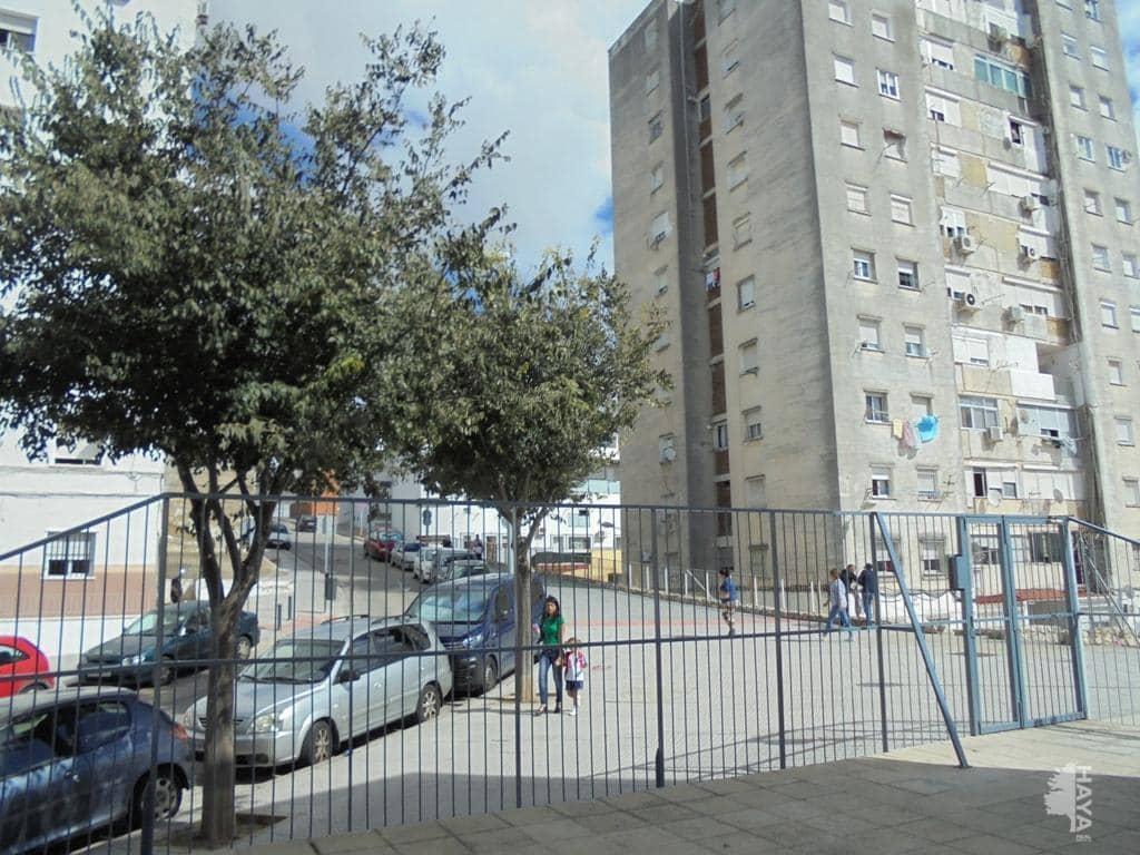 Piso en venta en Piso en Jerez de la Frontera, Cádiz, 69.500 €, 3 habitaciones, 1 baño, 87 m2