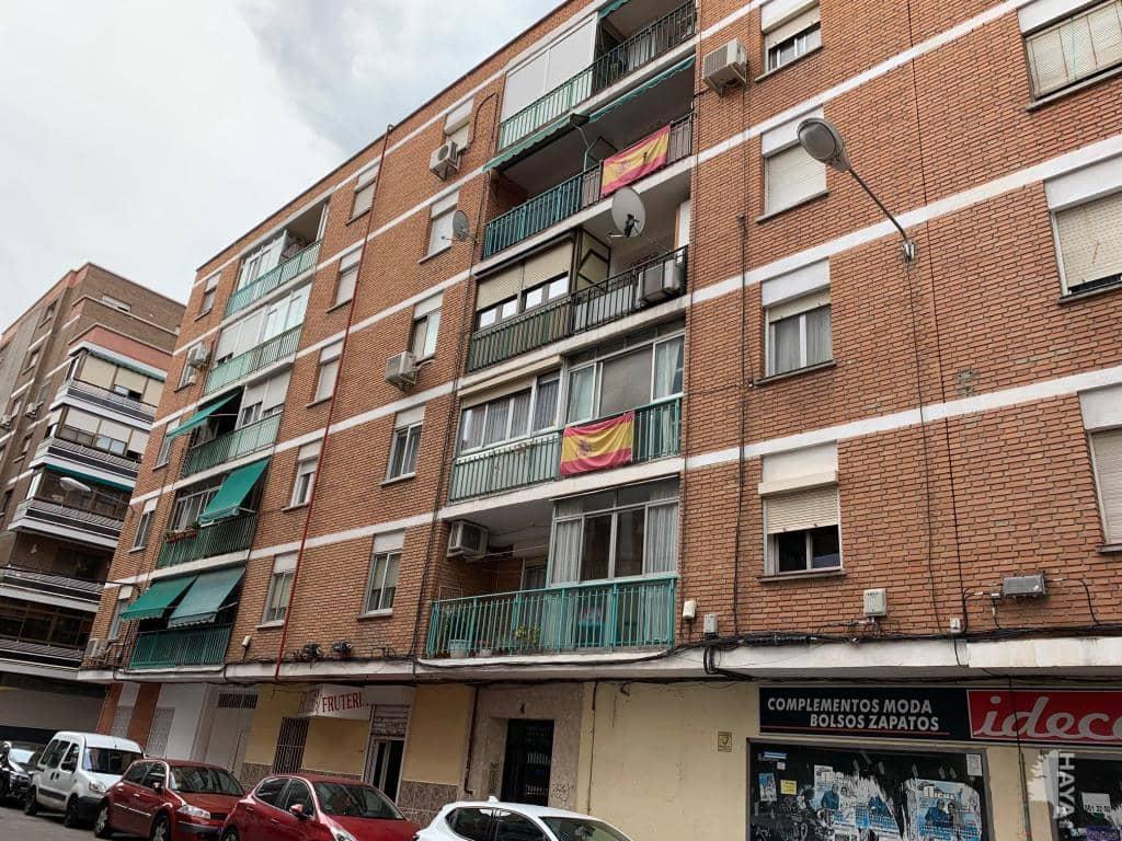Piso en venta en Campo del Ángel, Alcalá de Henares, Madrid, Calle Alvaro de Bazan, 120.100 €, 3 habitaciones, 1 baño, 67 m2