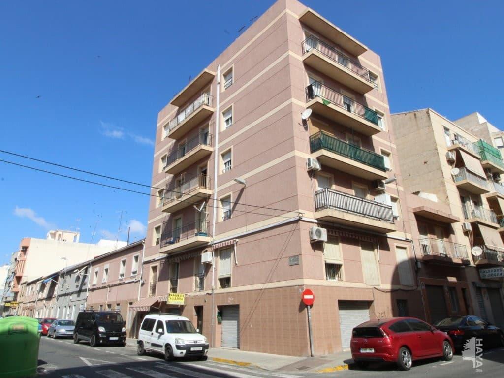 Piso en venta en Carrús Est, Elche/elx, Alicante, Calle Esperidion Porta Requesen, 32.800 €, 2 habitaciones, 1 baño, 67 m2