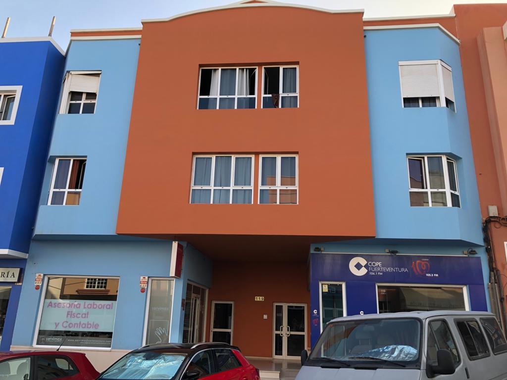 Piso en venta en Puerto del Rosario, Las Palmas, Calle Sancho Panza, 111.000 €, 2 habitaciones, 1 baño, 89 m2