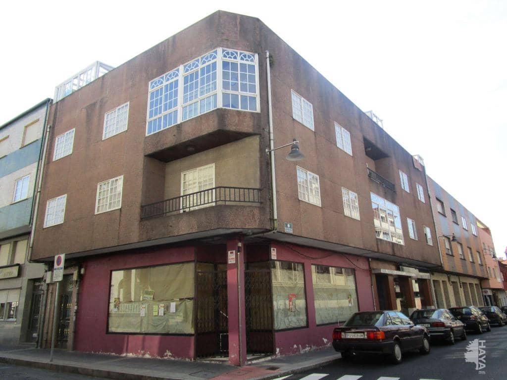 Piso en venta en Pontecesures, Pontevedra, Calle San Luis, 64.900 €, 3 habitaciones, 1 baño, 108 m2