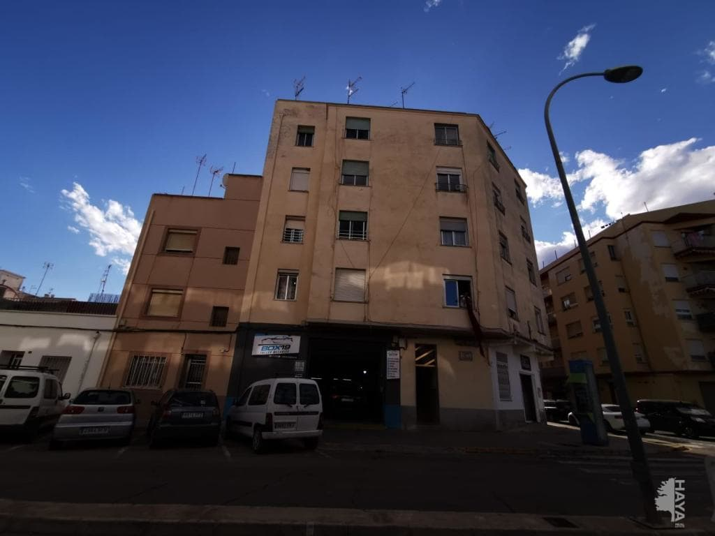 Piso en venta en Benicarló, Castellón, Calle de Castello, 34.800 €, 4 habitaciones, 1 baño, 96 m2