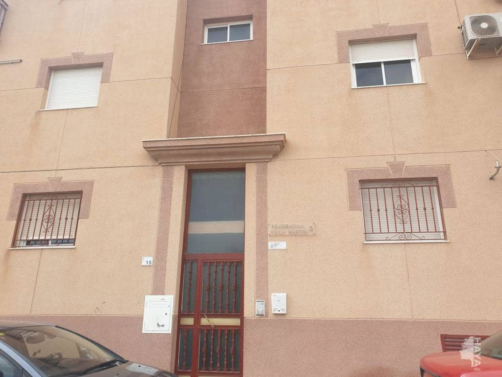 Piso en venta en Venta de Gutiérrez, Vícar, Almería, Calle Rio Segre, 41.400 €, 3 habitaciones, 1 baño, 70 m2