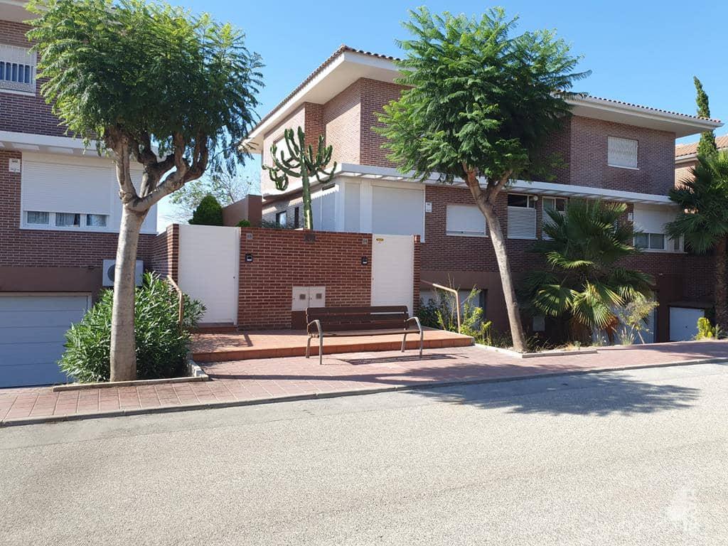 Casa en venta en Mutxamel, Alicante, Calle Pintor El Greco, 339.800 €, 4 habitaciones, 2 baños, 249 m2
