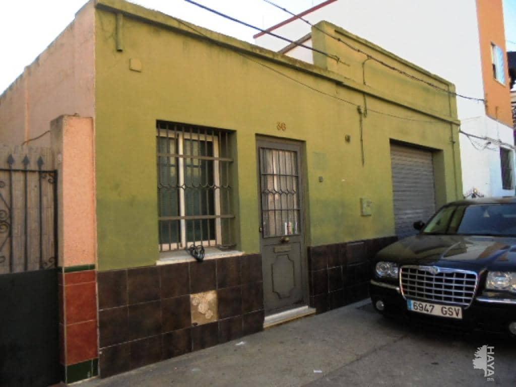 Casa en venta en Jerez de la Frontera, Cádiz, Calle Batalla de Aina, 55.000 €, 2 habitaciones, 1 baño, 40 m2