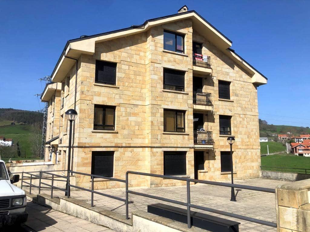 Piso en venta en Hazas de Cesto, Cantabria, Calle Colonia El Meson, 83.786 €, 2 habitaciones, 1 baño, 72 m2