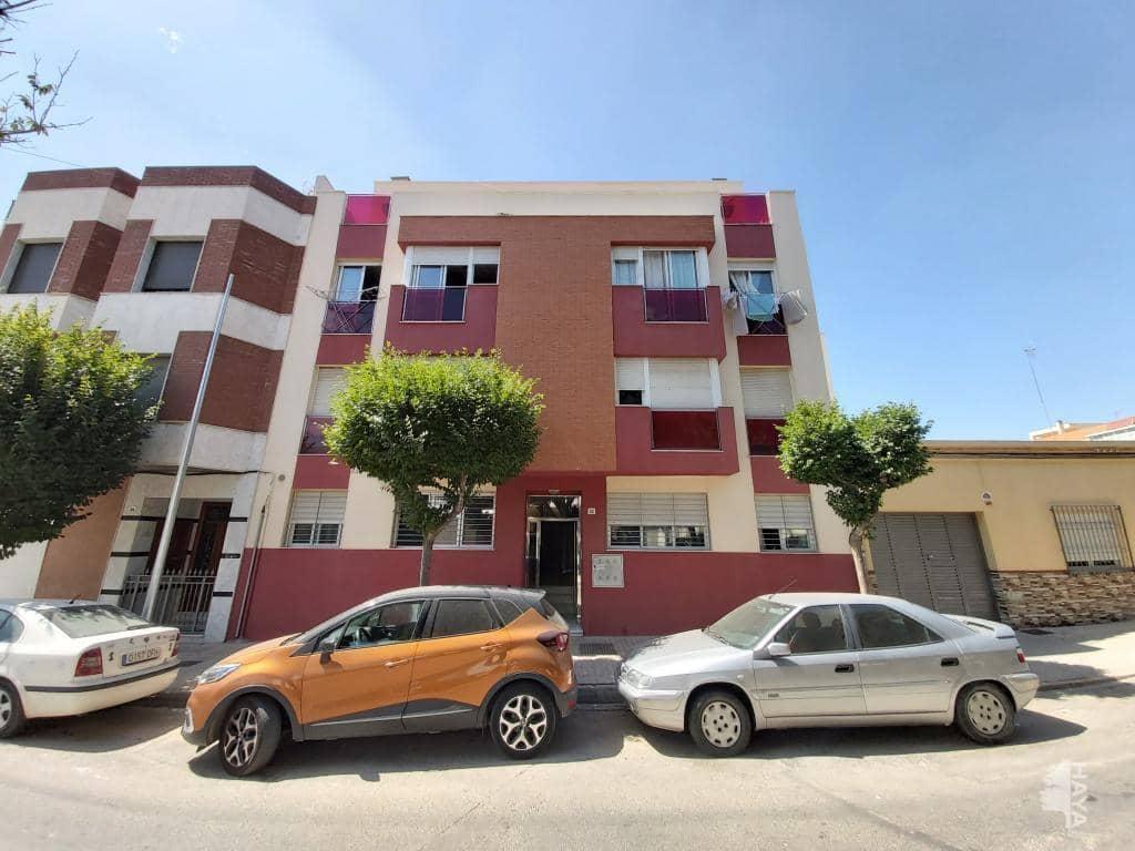 Piso en venta en Pampanico, El Ejido, Almería, Calle Juan de Austria, 69.100 €, 3 habitaciones, 1 baño, 85 m2