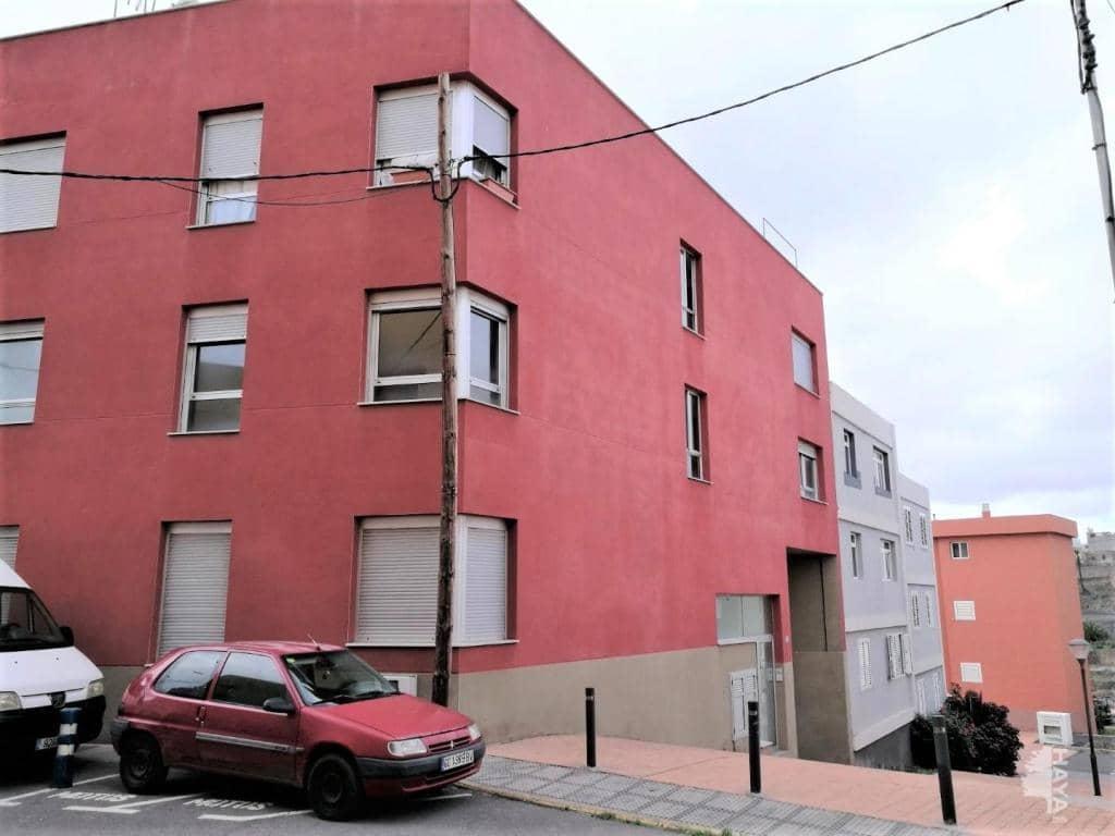 Piso en venta en Arucas, Las Palmas, Calle Hermanas Manrique, 80.800 €, 2 habitaciones, 1 baño, 81 m2