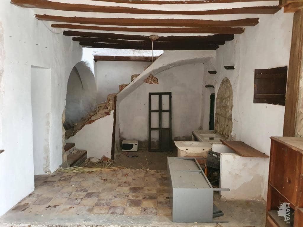 Casa en venta en Centro Histórico, Alicante/alacant, Alicante, Calle Partida Monnegre-poligono A, 55.700 €, 4 habitaciones, 1 baño, 250 m2