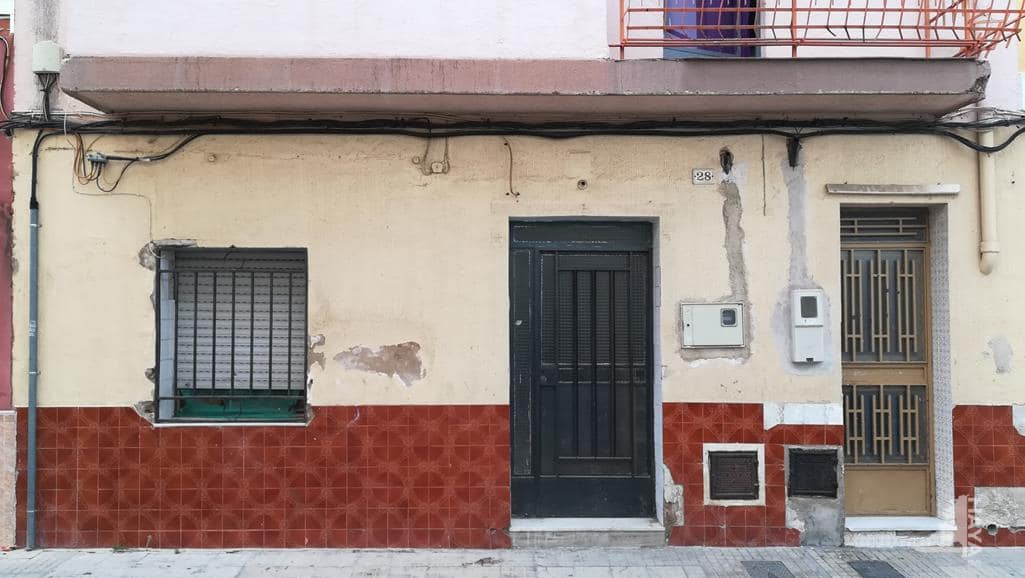 Piso en venta en Potries, Gandia, Valencia, Calle de la Montaña, 52.169 €, 4 habitaciones, 1 baño, 149 m2