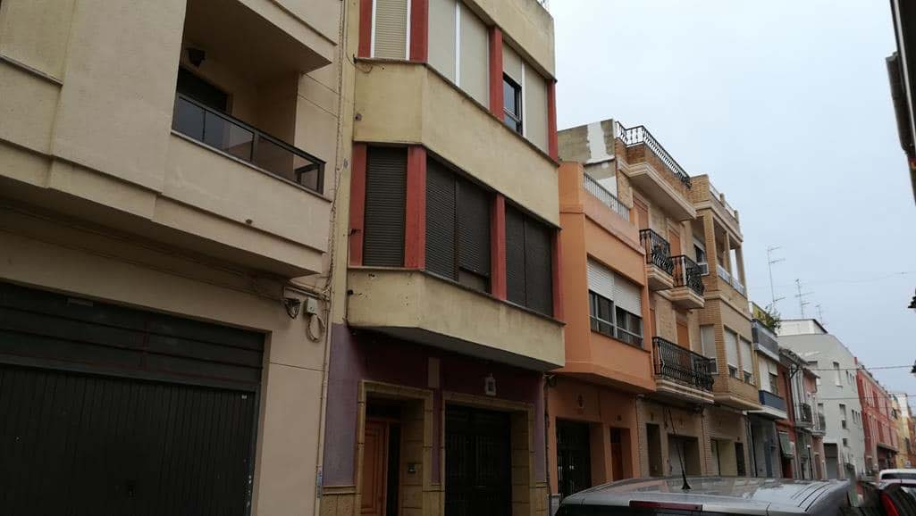 Piso en venta en Alquerieta, Alzira, Valencia, Calle Lepanto, 70.335 €, 2 habitaciones, 2 baños, 118 m2