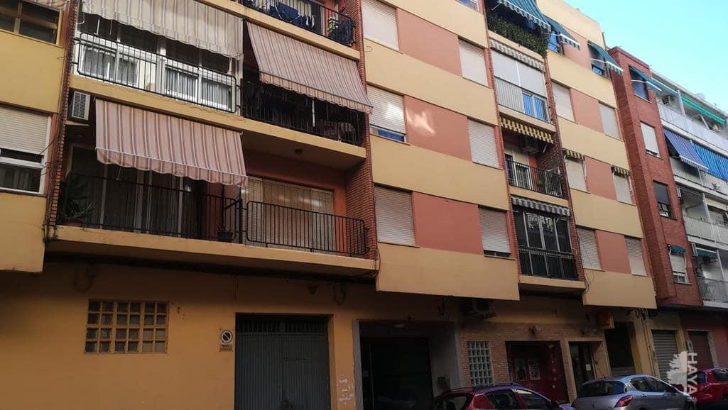 Piso en venta en El Respirall, Alzira, Valencia, Calle Doctor Just, 73.745 €, 4 habitaciones, 1 baño, 105 m2