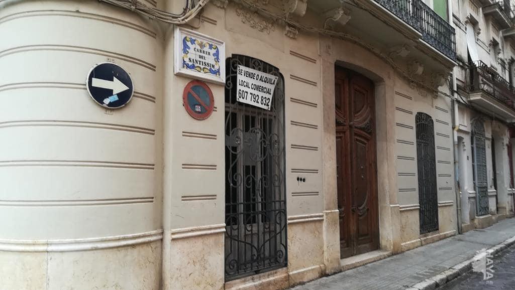 Local en venta en Ciutat Vella, Carcaixent, Valencia, Calle del Santisim, 137.000 €, 216 m2
