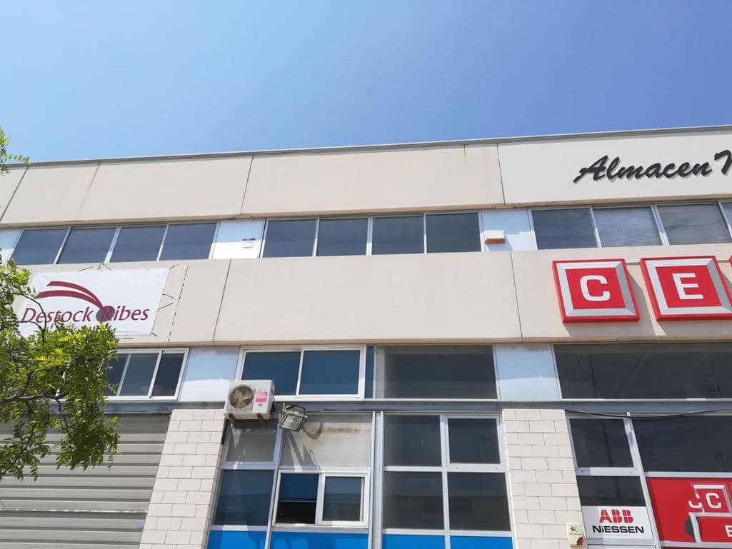 Oficina en venta en Gandia, Valencia, Avenida Benieto, 86.003 €, 125 m2