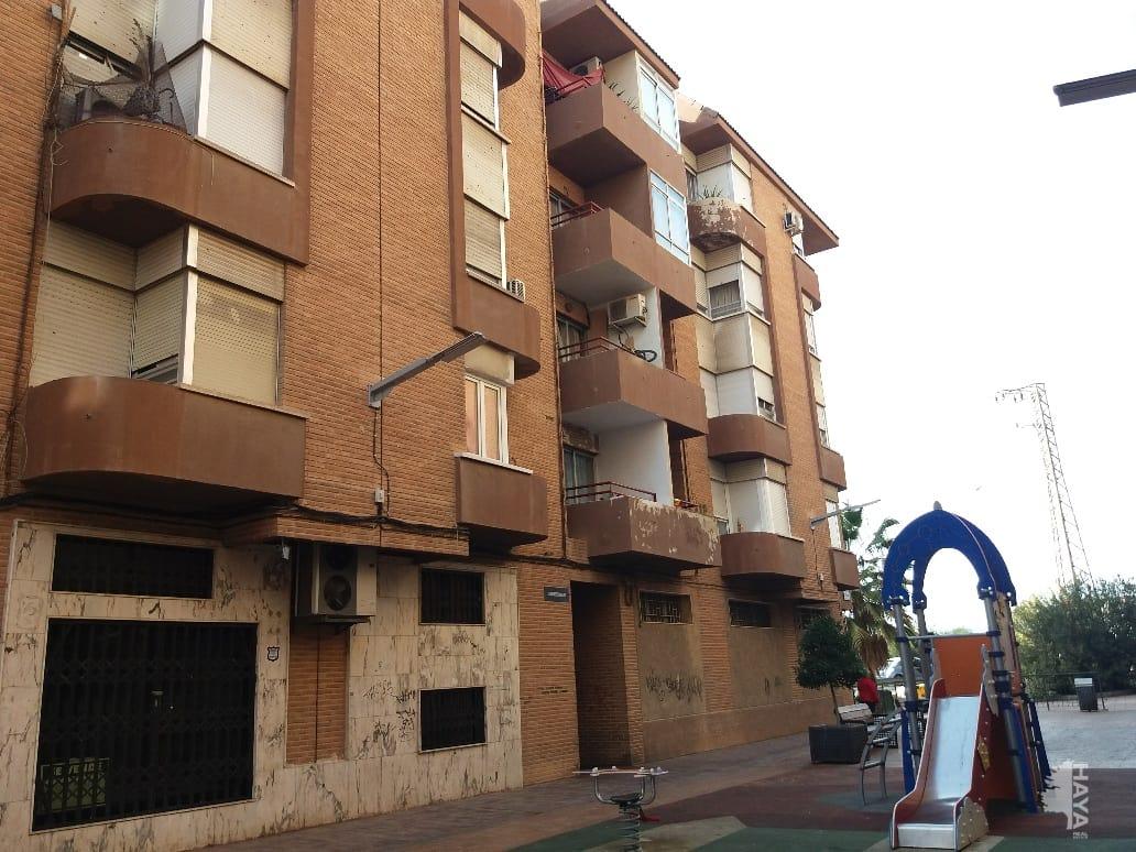 Piso en venta en Molina de Segura, Murcia, Calle Mar Mediterraneo, 60.831 €, 2 habitaciones, 1 baño, 68 m2