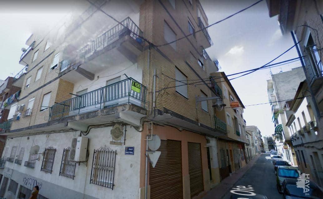 Piso en venta en Molina de Segura, Murcia, Calle Oriente, 41.500 €, 4 habitaciones, 1 baño, 90 m2