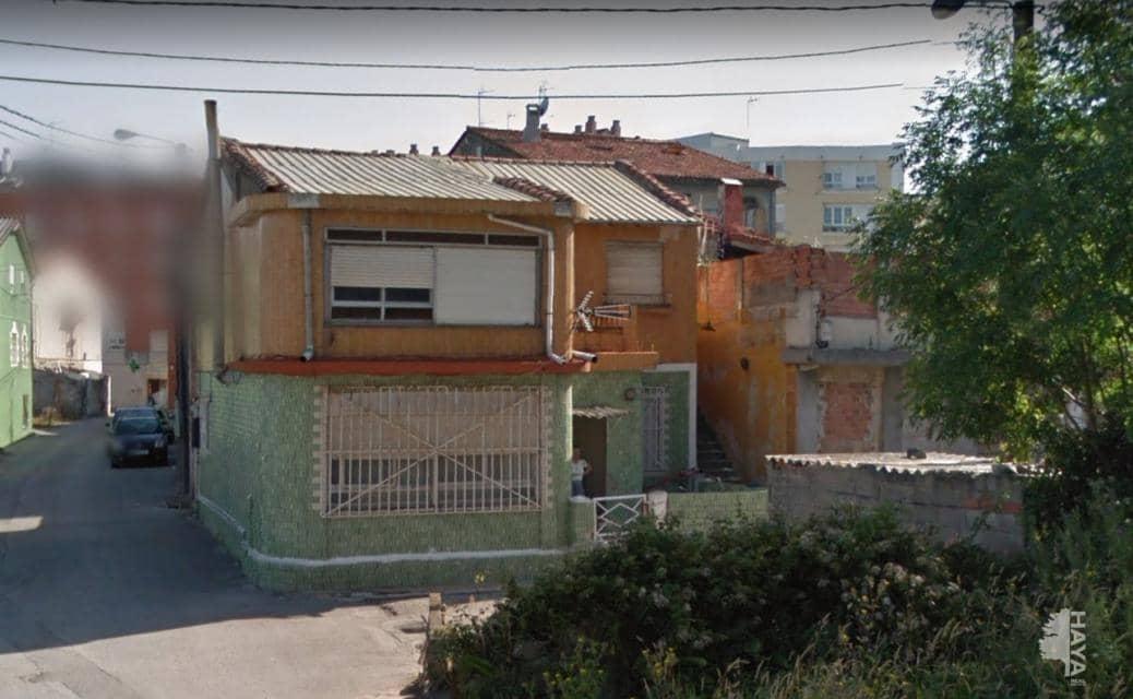 Piso en venta en Santander, Cantabria, Calle Gloria (la) - Urbanizacion Eliseo Gomez Fernandez, 59.800 €, 4 habitaciones, 1 baño, 83 m2