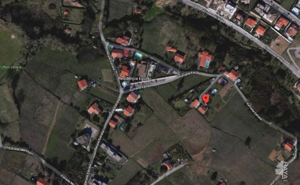 Suelo en venta en Elexalde, Getxo, Vizcaya, Calle Iturriane, 228.200 €, 3186 m2