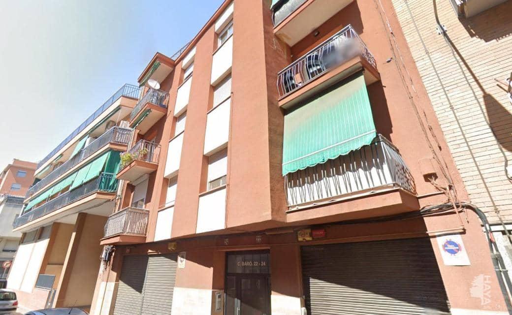 Piso en venta en Santa Coloma de Gramenet, Barcelona, Calle Baro, 134.440 €, 3 habitaciones, 1 baño, 68 m2