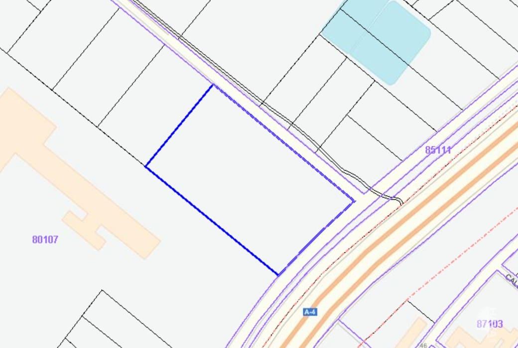 Suelo en venta en La Carlota, Córdoba, Calle Plan Parcial Sus I9 Autovia Norte, 285.000 €, 29978 m2