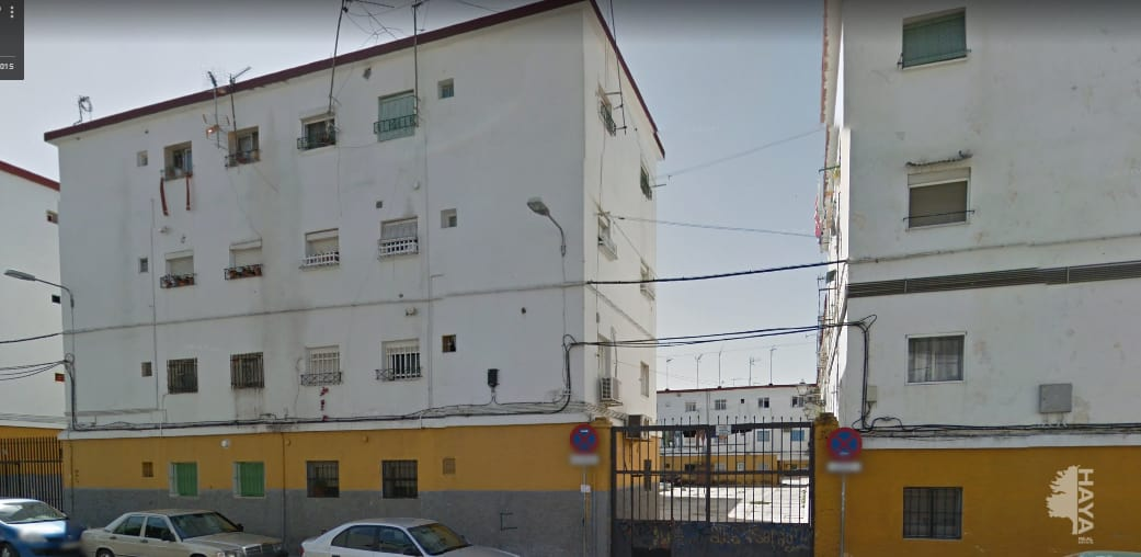Piso en venta en Sevilla, Sevilla, Calle Candelon, 27.667 €, 1 baño, 53 m2