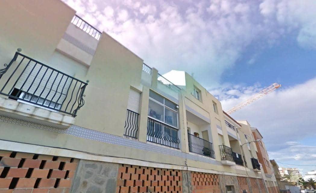 Piso en venta en Los Depósitos, Roquetas de Mar, Almería, Calle Benahadux, 72.140 €, 4 habitaciones, 1 baño, 102 m2