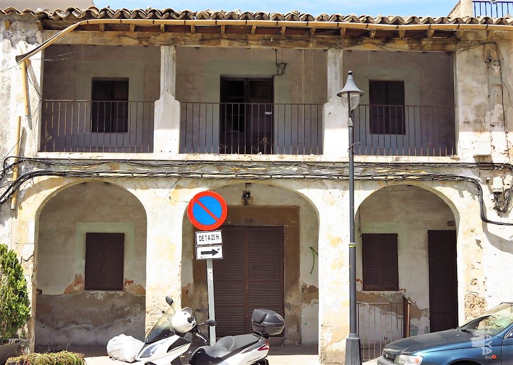 Piso en venta en Can Borralló, Santa María del Camí, Baleares, Plaza Hostals, 486.000 €, 3 habitaciones, 1 baño, 371 m2