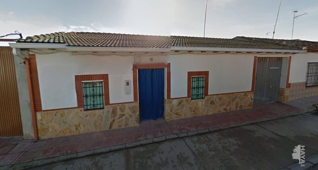 Casa en venta en Corral de Almaguer, Toledo, Calle Nuestra Señora de la Muela, 53.044 €, 3 habitaciones, 1 baño, 119 m2